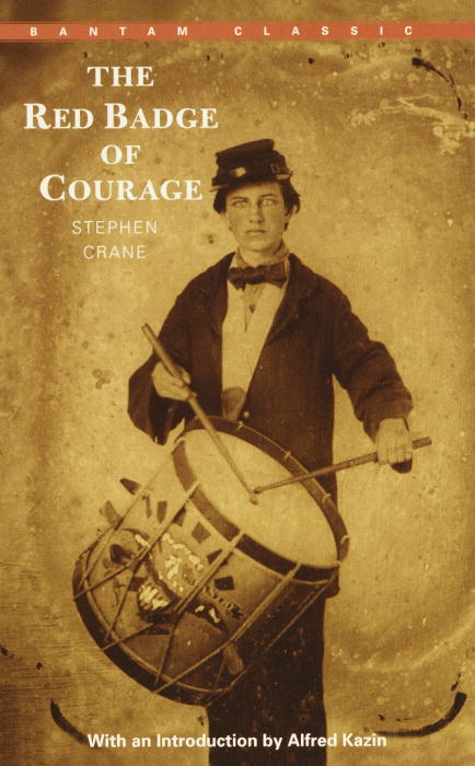 Red Badge of Courage By Crane, Stephen